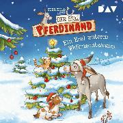 Cover-Bild zu Der Esel Pferdinand - Teil 5: Ein Esel unterm Weihnachtsbaum (Audio Download) von Kolb, Suza