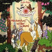 Cover-Bild zu Die Haferhorde - Teil 17 (Audio Download) von Kolb, Suza
