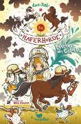 Cover-Bild zu Die Haferhorde - Löschen im Galopp von Kolb, Suza