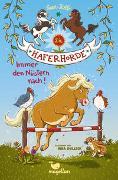 Cover-Bild zu Die Haferhorde - Immer den Nüstern nach! von Kolb, Suza