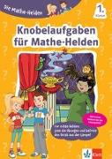 Cover-Bild zu Die Mathe-Helden Knobelaufgaben für Mathe-Helden 1. Klasse