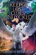 Cover-Bild zu Unlocked Book 8.5 (eBook) von Messenger, Shannon
