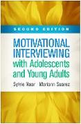 Cover-Bild zu Motivational Interviewing with Adolescents and Young Adults