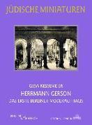 Cover-Bild zu Kessemeier, Gesa: Herrmann Gerson