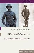 Cover-Bild zu Jacob, Frank (Hrsg.): War and Memorials