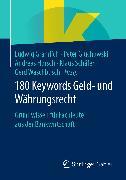 Cover-Bild zu 180 Keywords Geld- und Währungsrecht (eBook) von Schäfer, Klaus (Hrsg.)