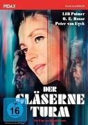 Cover-Bild zu Der gläserne Turm von Lilli Palmer (Schausp.)