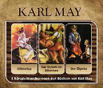 Cover-Bild zu Karl May - Hörspielbox Vol. 1 (Audio Download) von May, Karl