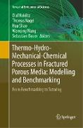 Cover-Bild zu Kolditz, Olaf (Hrsg.): Thermo-Hydro-Mechanical-Chemical Processes in Fractured Porous Media: Modelling and Benchmarking