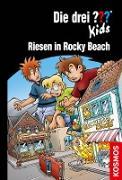 Cover-Bild zu Blanck, Ulf: Die drei ??? Kids, 86, Riesen in Rocky Beach (drei Fragezeichen Kids) (eBook)