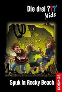 Cover-Bild zu Blanck, Ulf: Die drei ??? Kids, 10, Spuk in Rocky Beach