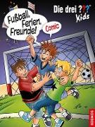 Cover-Bild zu Hector, Christian: Die drei ??? Kids, Fußball, Ferien, Freunde! (drei Fragezeichen Kids) (eBook)