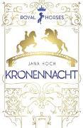 Cover-Bild zu Royal Horses (3). Kronennacht von Hoch, Jana