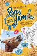 Cover-Bild zu Pony Jamie - Einfach heldenhaft! (1). Tagebuch von der Pferdekoppel von Hoch, Jana