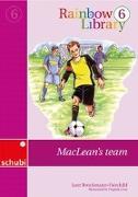 Cover-Bild zu Rainbow Library 6. MacLean's team von Brockmann-Fairchild, Jane