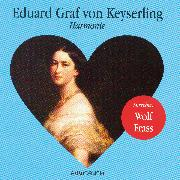 Cover-Bild zu Harmonie (Audio Download) von Keyserling, Eduard Graf von