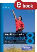 Cover-Bild zu Auer Führerscheine Mathematik Klasse 8 (eBook) von Conrad, Jens
