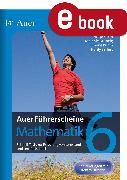 Cover-Bild zu Auer Führerscheine Mathematik Klasse 6 (eBook) von Barth, A.