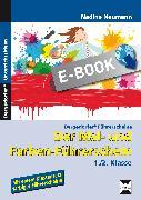 Cover-Bild zu Der Mal- und Farben-Führerschein (eBook) von Neumann, Nadine