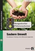 Cover-Bild zu Führerschein: Saubere Umwelt - Sekundarstufe von Lanig, Jonas