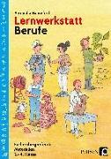 Cover-Bild zu Lernwerkstatt Berufe von Hanneforth, Alexandra