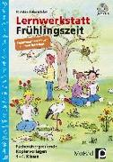 Cover-Bild zu Lernwerkstatt Frühlingszeit - Ergänzungsband von Jebautzke, Kirstin