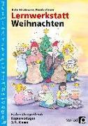 Cover-Bild zu Lernwerkstatt Weihnachten - 3./4. Klasse von Weber, Nicole