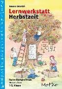 Cover-Bild zu Lernwerkstatt Herbstzeit 1./2. Klasse von Osterloh, Renate