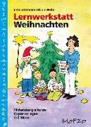 Cover-Bild zu Lernwerkstatt Weihnachten - 1./2. Kl von Weber, Nicole