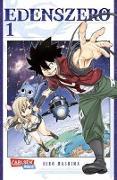 Cover-Bild zu Edens Zero 1 von Mashima, Hiro