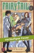 Cover-Bild zu Fairy Tail, Band 3 von Mashima, Hiro