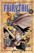 Cover-Bild zu Fairy Tail, Band 8 von Mashima, Hiro