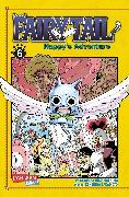 Cover-Bild zu Fairy Tail - Happy's Adventure 6 von Sakamoto, Kenshiro