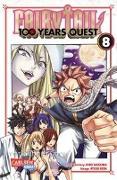 Cover-Bild zu Fairy Tail - 100 Years Quest 8 von Mashima, Hiro
