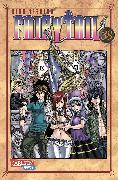 Cover-Bild zu Fairy Tail, Band 38 von Mashima, Hiro
