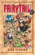Cover-Bild zu Fairy Tail, Band 1 von Mashima, Hiro