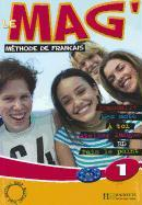 Cover-Bild zu Le Mag': Niveau 1 Livre de L'Eleve von Gallon, Fabienne