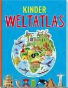 Cover-Bild zu Kinderweltatlas von Noa, Sandra
