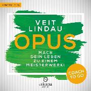 Cover-Bild zu Coach to go OPUS (Audio Download) von Lindau, Veit