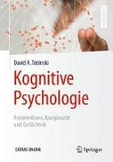 Cover-Bild zu Kognitive Psychologie von Tobinski, David A.