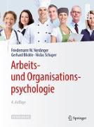 Cover-Bild zu Arbeits- und Organisationspsychologie von Nerdinger, Friedemann W.
