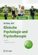 Cover-Bild zu Klinische Psychologie und Psychotherapie für Bachelor von Berking, Matthias (Hrsg.)