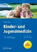 Cover-Bild zu Kinder- und Jugendmedizin von Harnack, G.-A. (Begründet v.)
