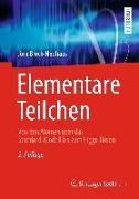 Cover-Bild zu Elementare Teilchen von Bleck-Neuhaus, Jörn