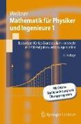 Cover-Bild zu Mathematik für Physiker und Ingenieure 1 von Weltner, Klaus