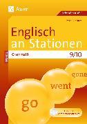 Cover-Bild zu Englisch an Stationen spezial Grammatik 9-10 von Oldham, Pete