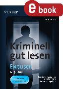 Cover-Bild zu Kriminell gut lesen Englisch 5-7 (eBook) von Oldham, Pete