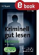 Cover-Bild zu Kriminell gut lesen Englisch 8-10 (eBook) von Oldham, Pete