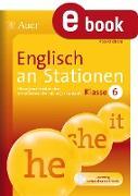Cover-Bild zu Englisch an Stationen 6 (eBook) von Oldham, Pete