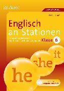 Cover-Bild zu Englisch an Stationen 6 von Oldham, Pete